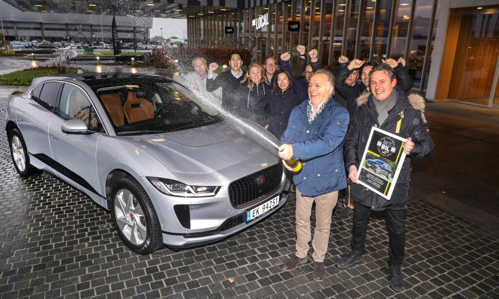 image: Suveren vinner av Årets bil 2019