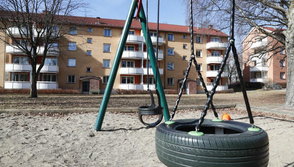 BOLIGPRISENE ØKTE: Kvadratmeterprisen på boliger tilknyttet OBOS i Oslo-området steg med 0,3 prosent fra oktober til november. Det skjer etter to måneder med prisnedgang. Foto: NTB scanpix