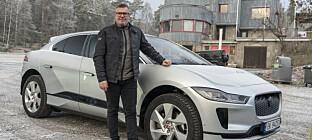 Jaguar I-Pace soleklar vinner