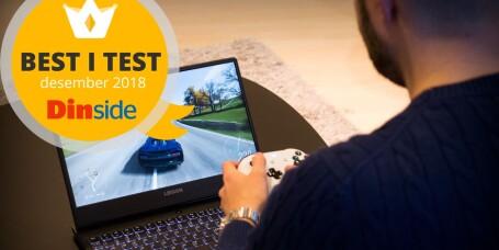 TEST: Den beste spill-PC-en til under 9.000 kroner