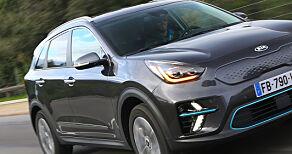 image: TEST: Kia e-Niro - elbilen 6.000 venter på