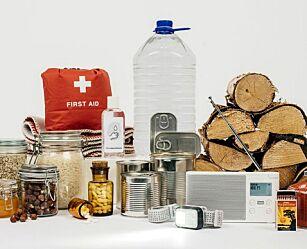 image: - Vær forberedt på å klare deg uten nett, vann og strøm