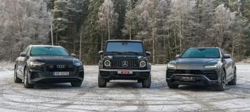 Mercedes vant kåringen for de politisk ukorrekte