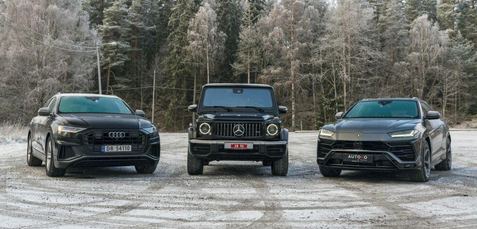 image: Mercedes vant kåringen for de politisk ukorrekte
