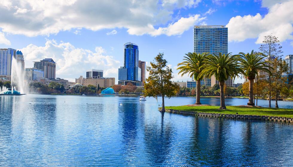 MYE Å FINNE PÅ: Florida er et ettertraktet reisemål, men tidligere bød mobilbruken på problemer for Hoshiars familie . Foto: SCANPIX / SHUTTERSTOCK