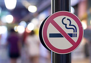 Snart blir det mye vanskeligere å være røyker i Sverige