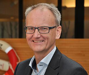 ADVARER: Leder for Tryg Forsikring, Espen Opedal