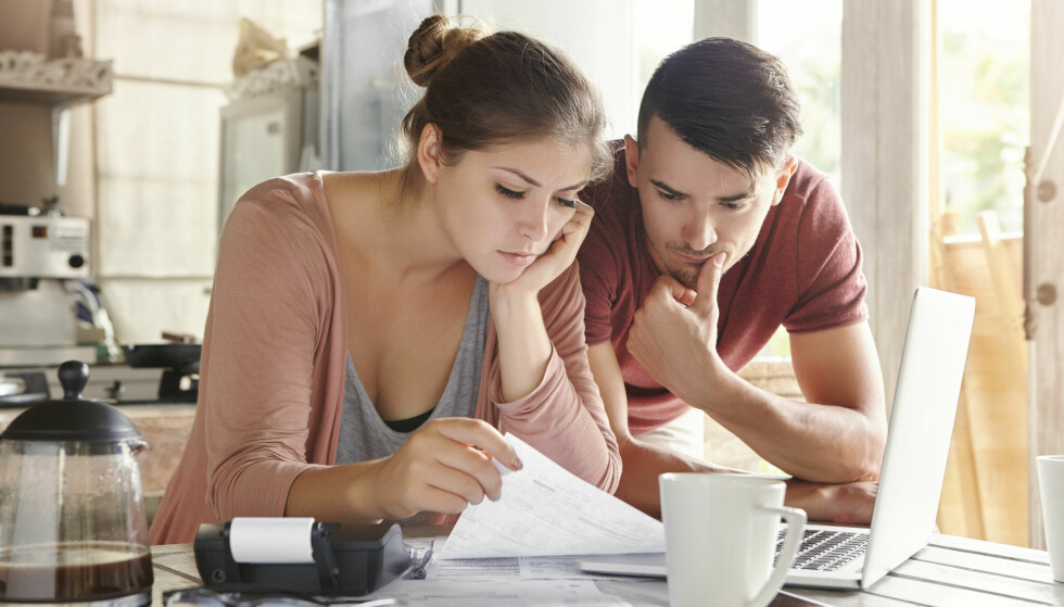 <strong>FØRST OG SISTE:</strong> Du sitter gjerne med mer enn ett lån, og det kan være vanskelig å vite hvilket du skal prioritere å bli kvitt først. Foto: Shutterstock/NTB Scanpix.