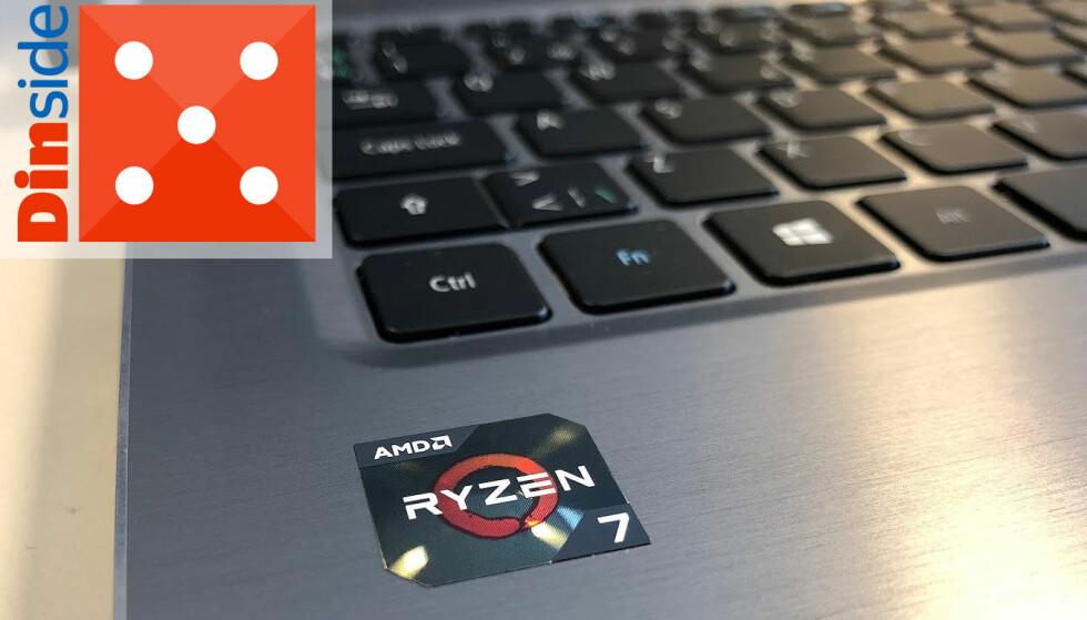 Acer Swift 3 er et av årets beste PC-kjøp. Foto: Bjørn Eirik Loftås.