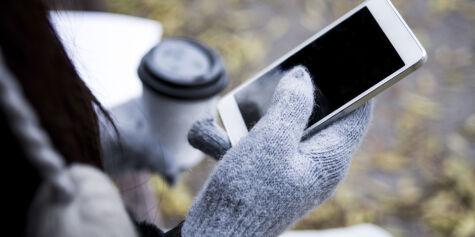 image: Her er mobilene som klarer seg best og dårligst i vinterkulda