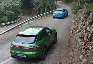 Dette frister til gjentakelse, Porsche!