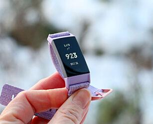 image: Den nye Fitbit-en er både treg, raus - og til tider sur