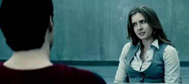 MEN ER DET IKKE …: Med Windows-programmet Fakeapp har mange det morsomt med å bytte ut ansikter i videoklipp. Her ser vi Nicolas Cage som Lois Lane.