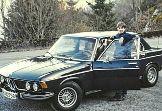 Kjøpte kongens gamle bil. Så begynte snøballen å rulle