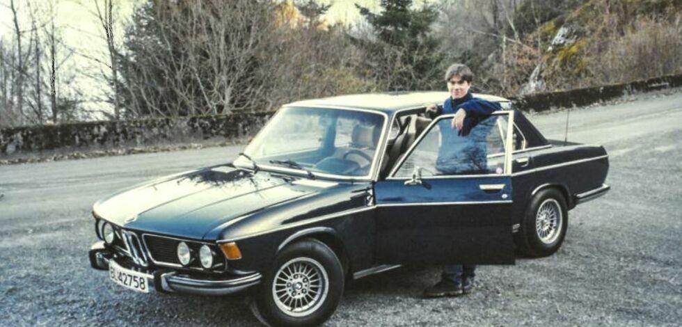 image: Kjøpte kongens gamle bil. Så begynte snøballen å rulle