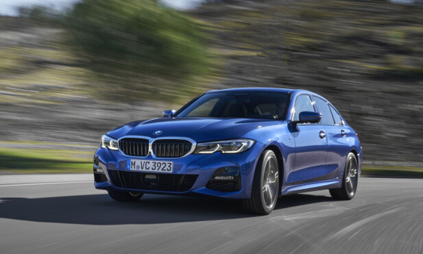 SIVILISERT - MEN MORSOM: Etter vår mening har BMW fått til en nesten perfekt balanse mellom det behagelige og det underholdende. Litt som det beste fra Mercedes C-klasse pluss det beste fra Alfa Giulia - med BMW-innpakning og teknologi i tillegg... Foto: BMW