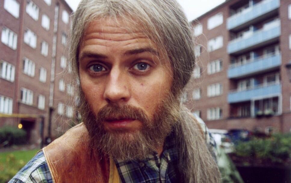 DUGNADSJEFEN:  Om Narvestad hadde kalt inn til dugnad, ville du aldri turt å si nei. Kanskje det er han vi behøver for  å mobilisere  billistene til å kjempe for sine rettigheter? Foto: NRK