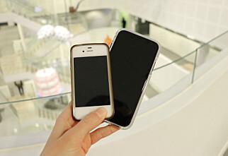 Slik er det å gå rett fra iPhone 4S til XR