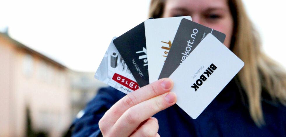 image: - Ubrukte gavekort for 2,4 milliarder