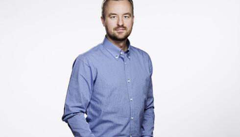 ADVARER MOT PROMILLE-FELLA: Kommunikasjonssjef Pål Rune Eklo i Gjensidige. Foto: Gjensidige