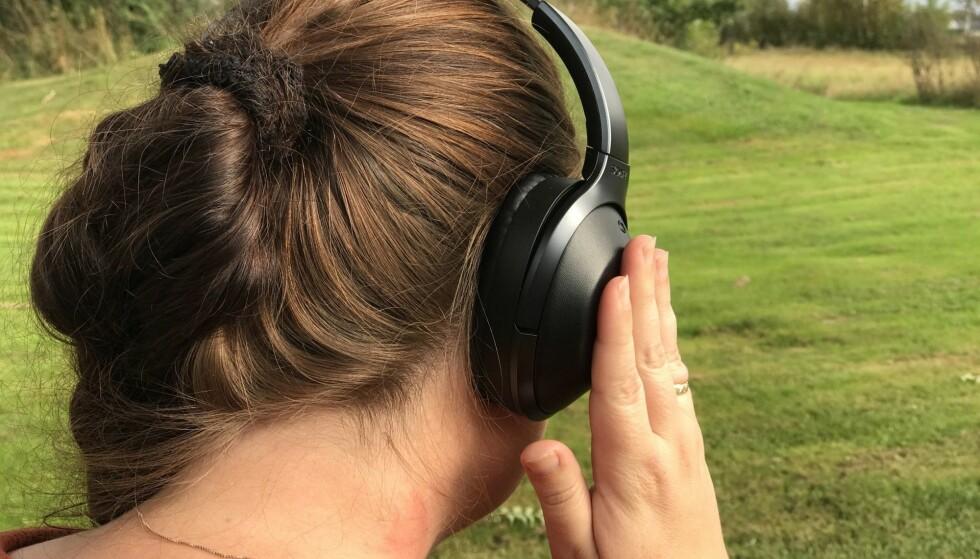 GOD LYD UTEN EN TRÅD: Tiden er forlengst forbi der trådløs lyd ikke låt særlig godt. Foto: Pål Joakim Pollen