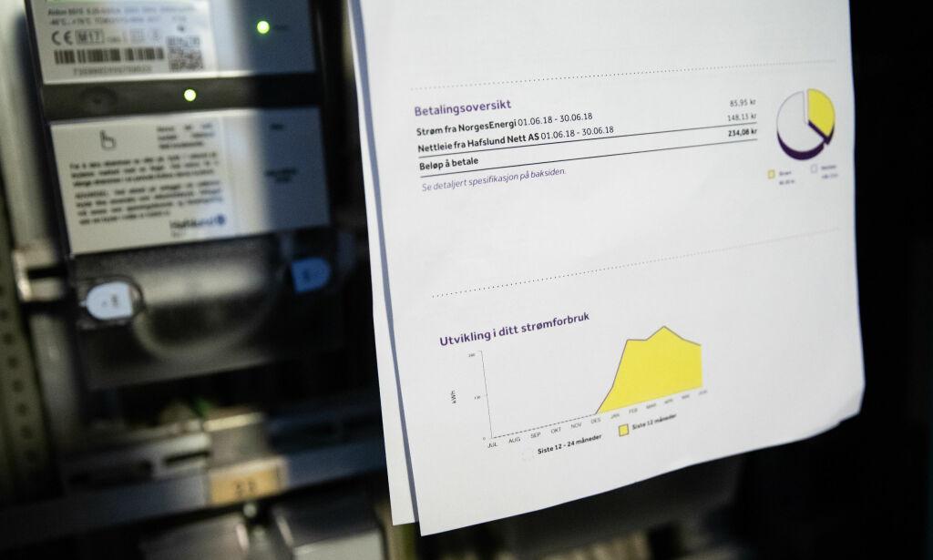 image: Strømprisene har ikke vært så ille på sju år!