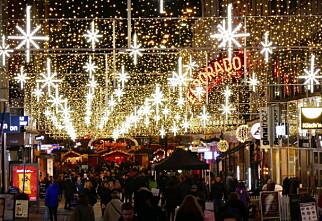 Menn bruker mindre på julegaver i år