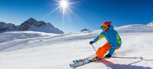 Her kan du låne skiutstyr - helt gratis
