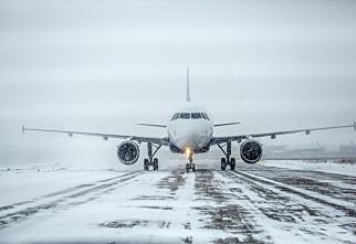 Smart teknologi skal hindre stengte flyplasser