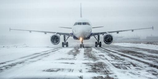 image: Smart teknologi skal hindre stengte flyplasser