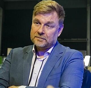 MILJØ-DIREKTØR: Greg Archer i Transport and Environment. Foto: Per Evland