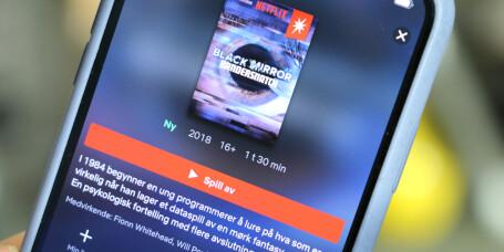 Netflix' nye interaktive film fungerer ikke på alle enheter