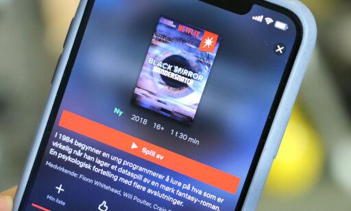 image: Derfor kan du ikke se Netflix' nye film på Apple TV