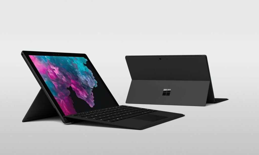 Surface Pro 6.