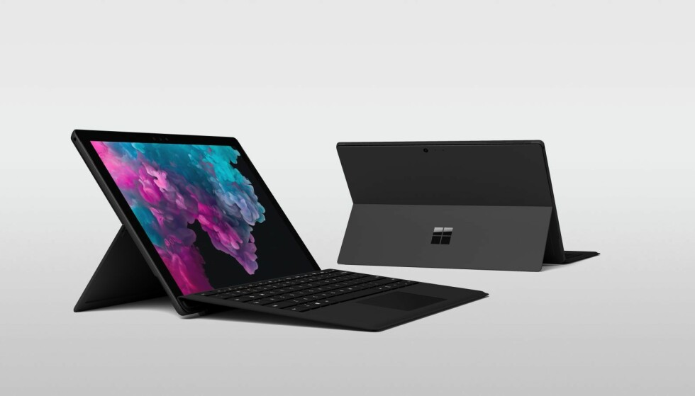 Surface Pro 6.