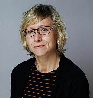 Malin Elisabeth Florvåg, seksjonssjef ved seksjon eksport og import hos Mattilsynet. Foto: Mattilsynet
