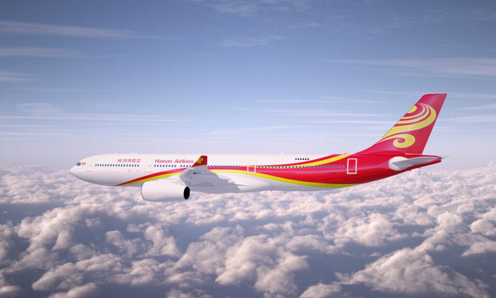 image: I år får vi 24 nye flyruter. Den største nyheten er kinesisk