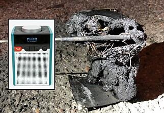 Her er radioen som kan være livsfarlig