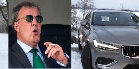 image: Jeremy Clarkson slakter den norske Volvo-favoritten