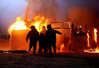 De vanligste brannårsakene er enkle å unngå