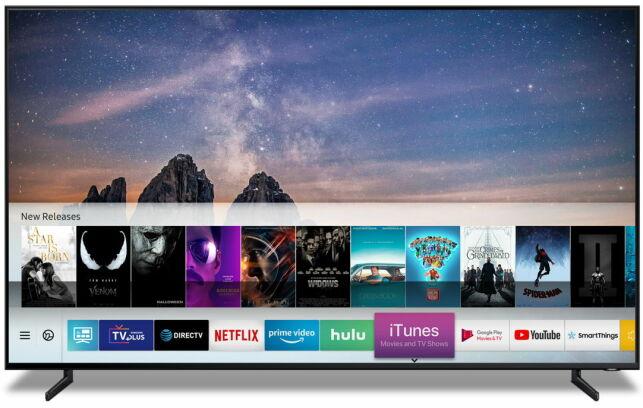 image: Nå skal erkerivalene Apple og Samsung samarbeide