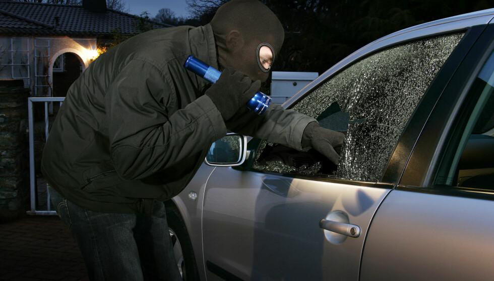 STOR FORSKJELL: Det er stor forskjell hvor lett det er å bryte seg inn i og stjele nye biler. Foto: Colourbox.