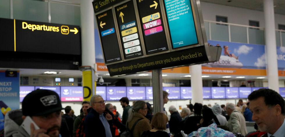 image: Reiseeksperter: Dette er flyplassene med mest ventetid