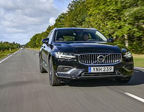 image: Test: Volvo V60 Ladbar hybrid
