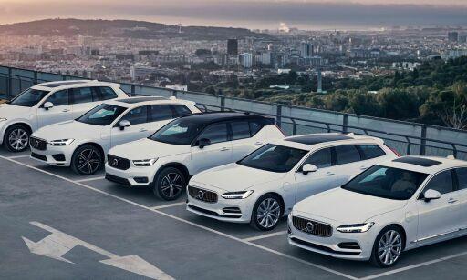 image: Nå slår Volvo alle rekorder