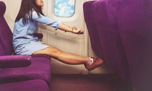 image: Her er flyselskapene med best plass til beina