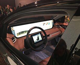 image: Den nyvinnende elbilen klar for produksjon