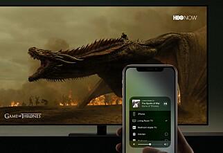 Nå gjør Apple sitt inntog i TV-ene