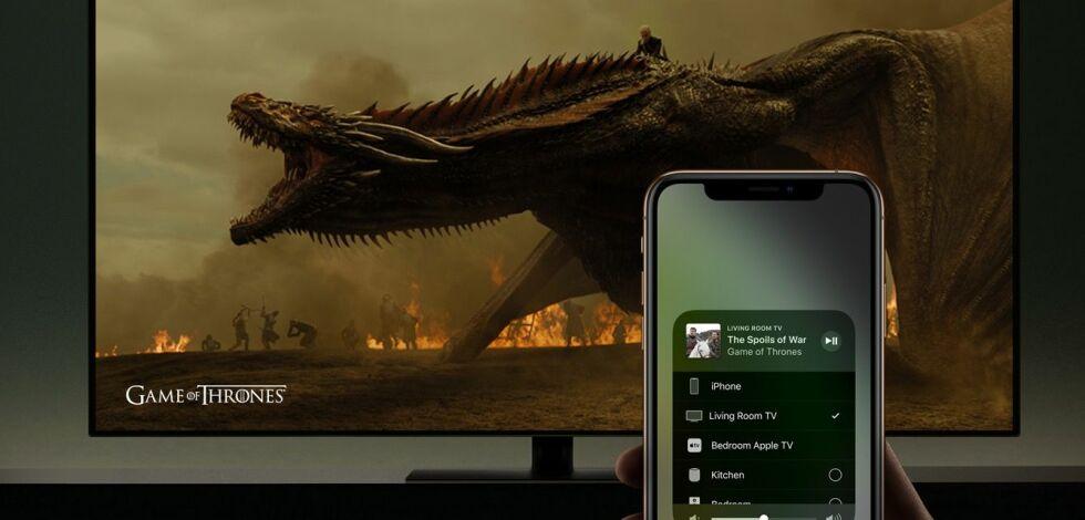 image: Nå gjør Apple sitt inntog i TV-ene