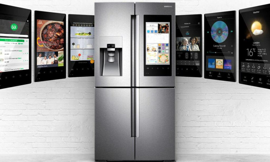 image: - Hva er galt med et godt, gammeldags kjøleskap?